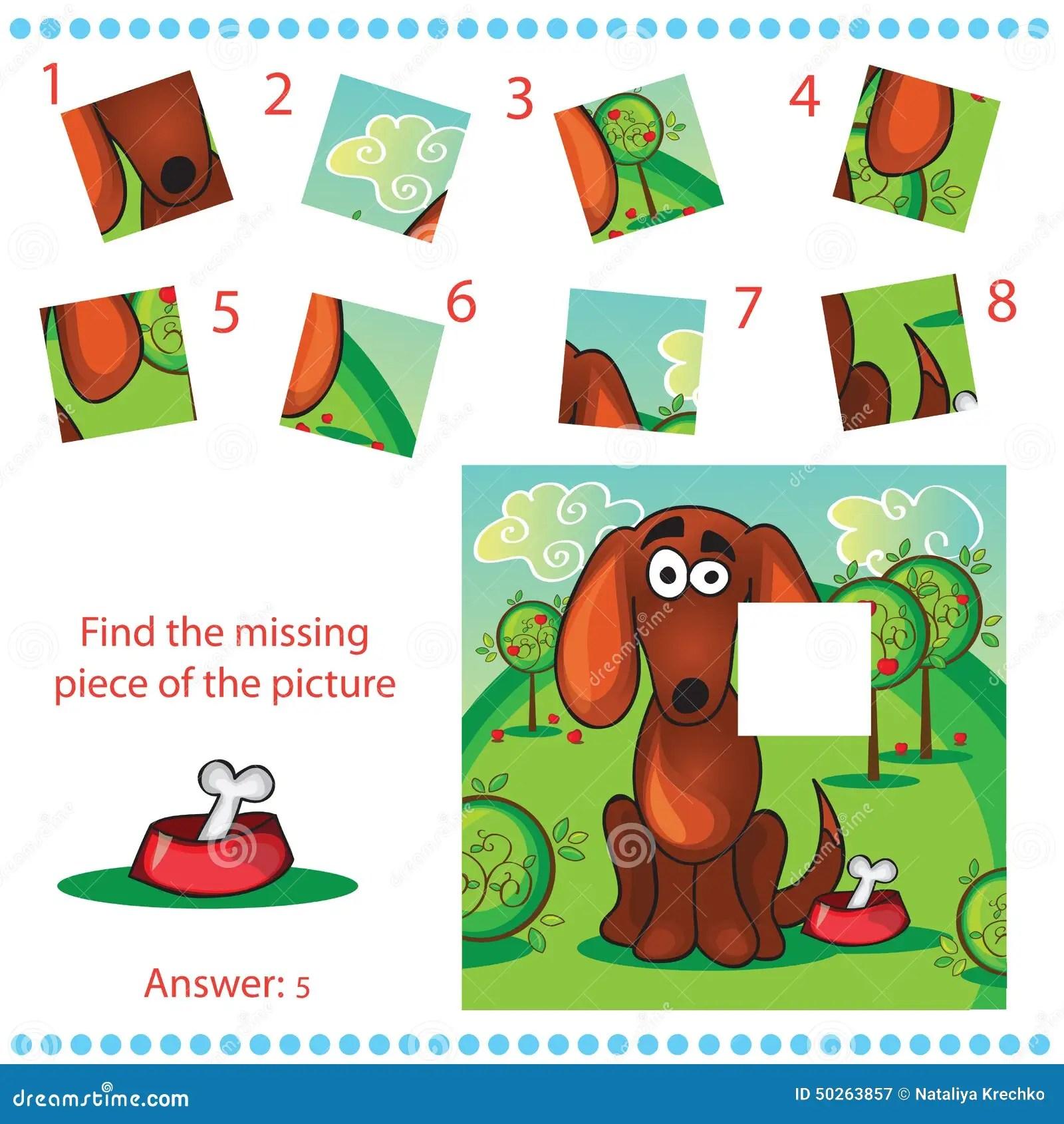 Find Missing Piece