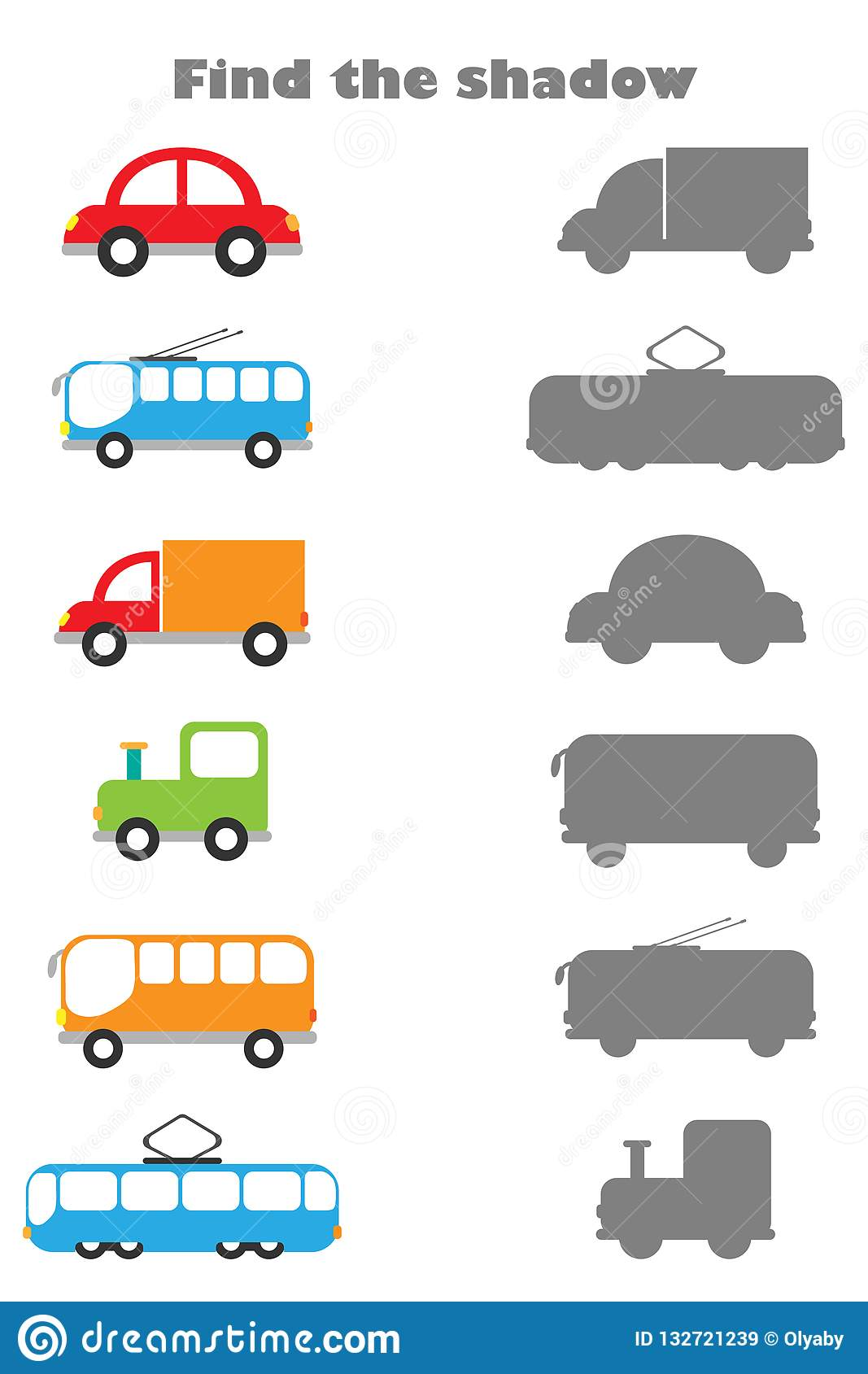 Kids On Train Banners Vector Illustration