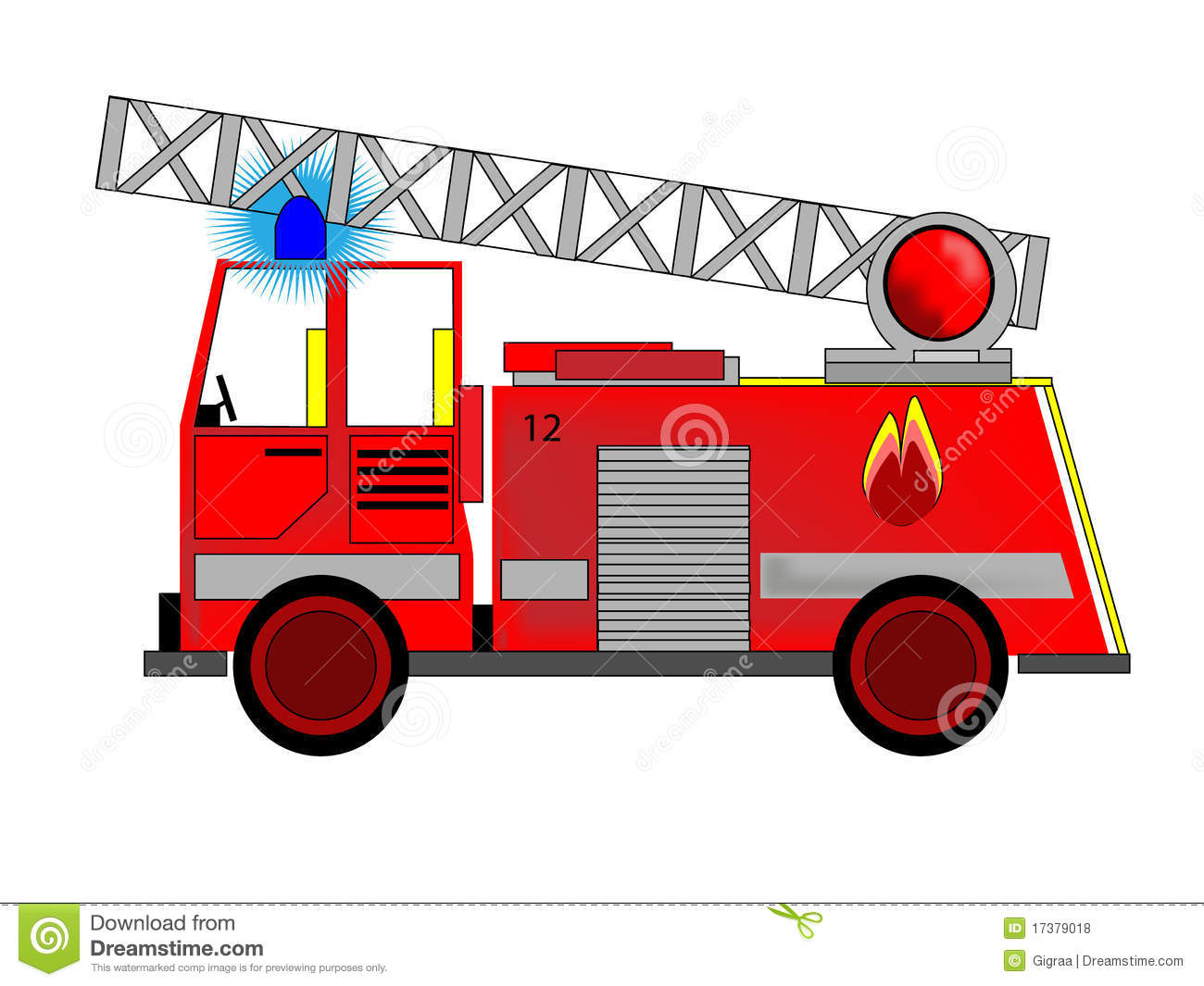 fire engine royalty free stock photos image 17379018