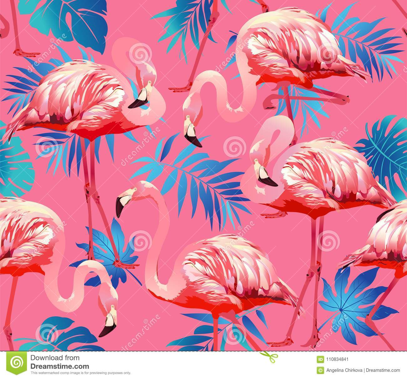 Flamingo Cartoons Illustrations Amp Vector Stock Images 17007 Pictures To Download From