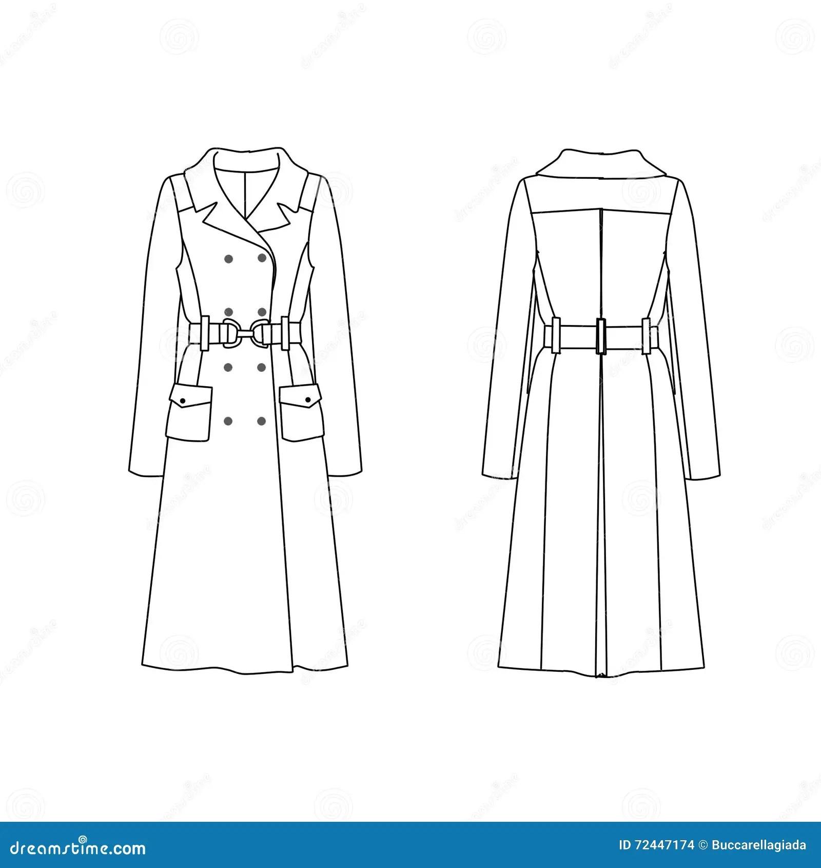 Flat Fashion Template