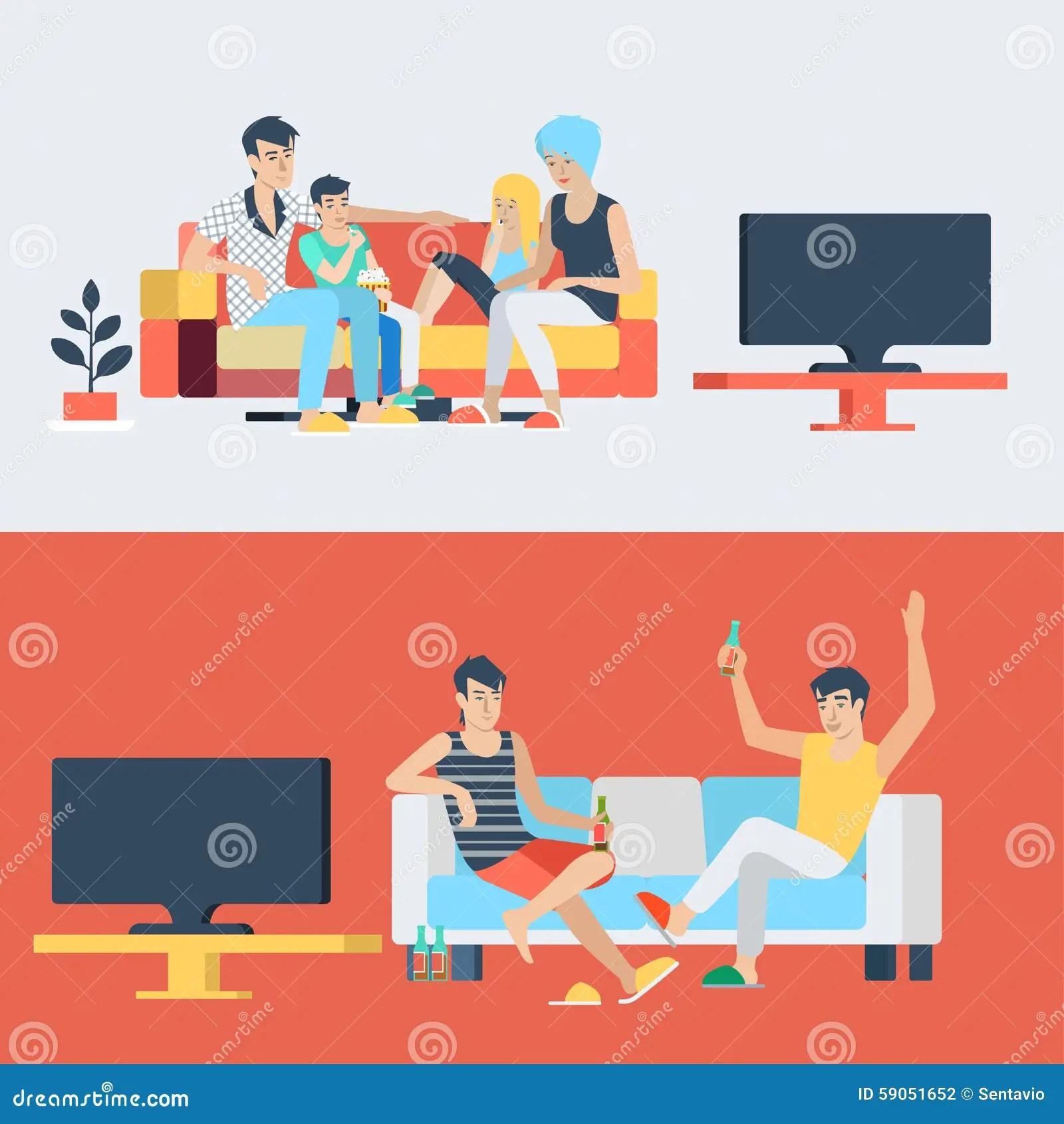 Family Room Design Tv