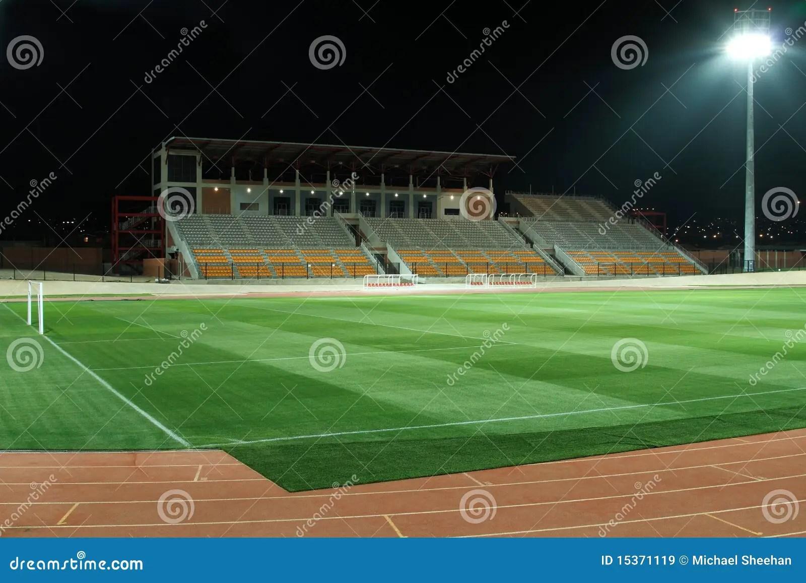 Flood Light Stadium Royalty Free Stock Images Image