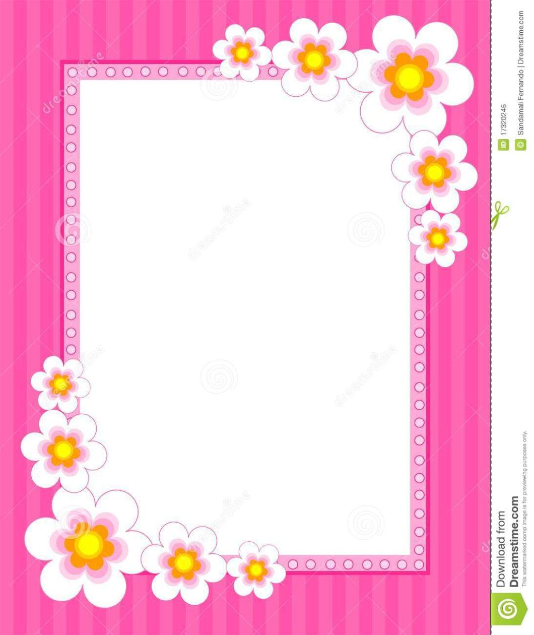 Cute Borders And Frames Designs Siteframes