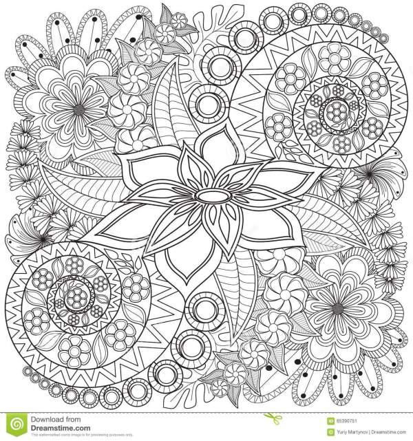 very detailed coloring pages # 22