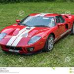 Ford Gt Stock Photo Image Of Paint Collector Fast 43726728