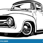 Ford Truck Stock Illustrations 105 Ford Truck Stock Illustrations Vectors Clipart Dreamstime