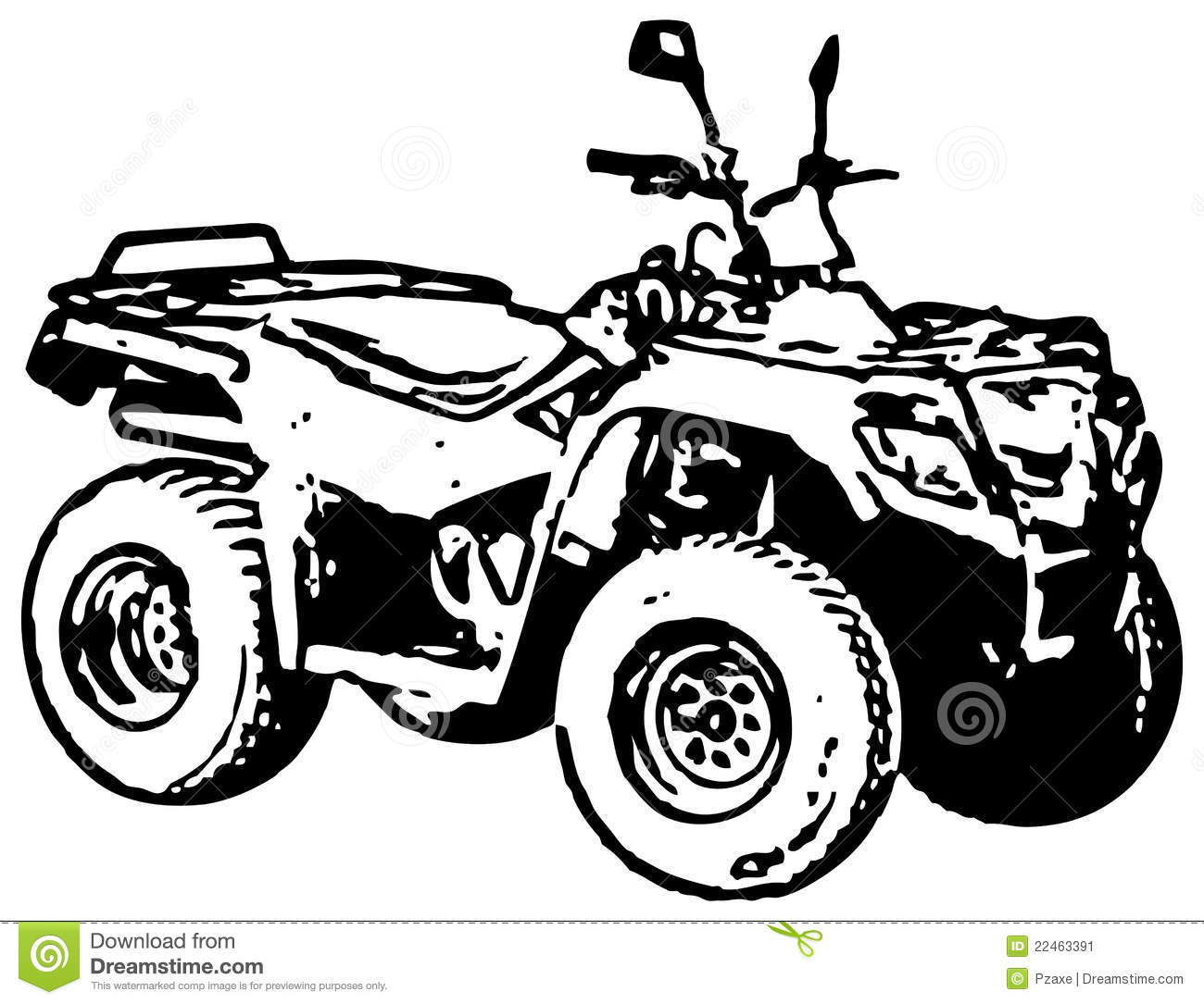 Eton Four Wheeler