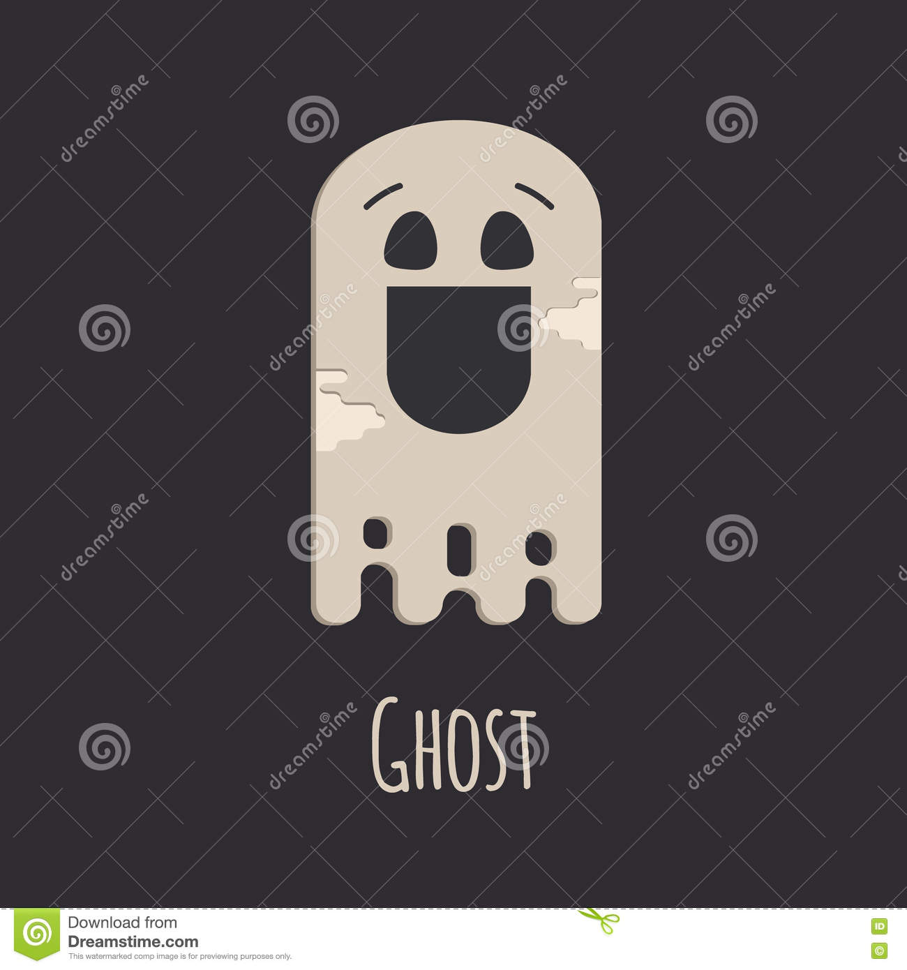 Svg Grim Grinning Ghosts