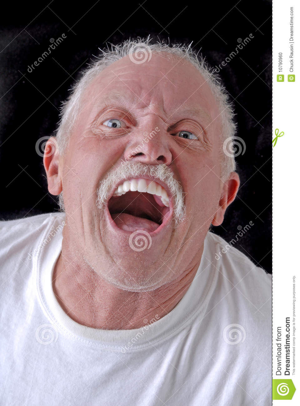 Funny Old Man Stock Photo Image Of Pension Funny