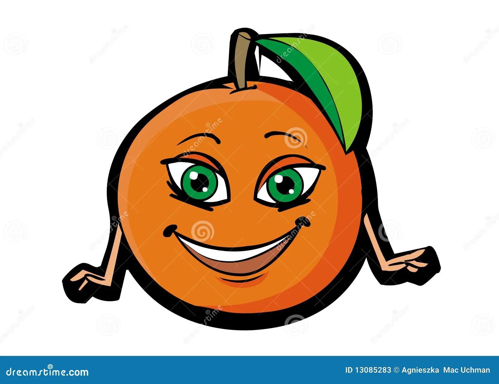 Funny Orange Stock Photos