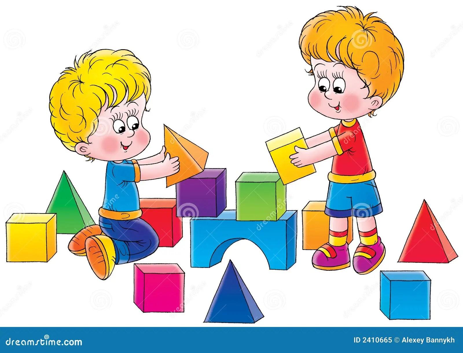 Game Stock Illustration Illustration Of Brother Bricks