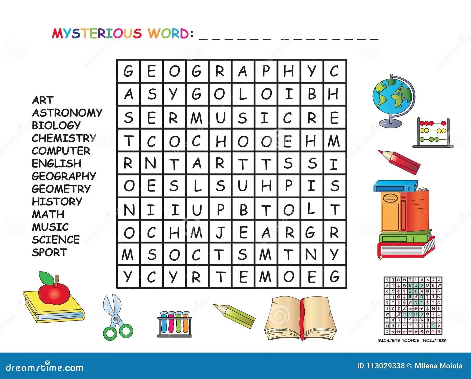 Game For Children Stock Illustration Illustration Of