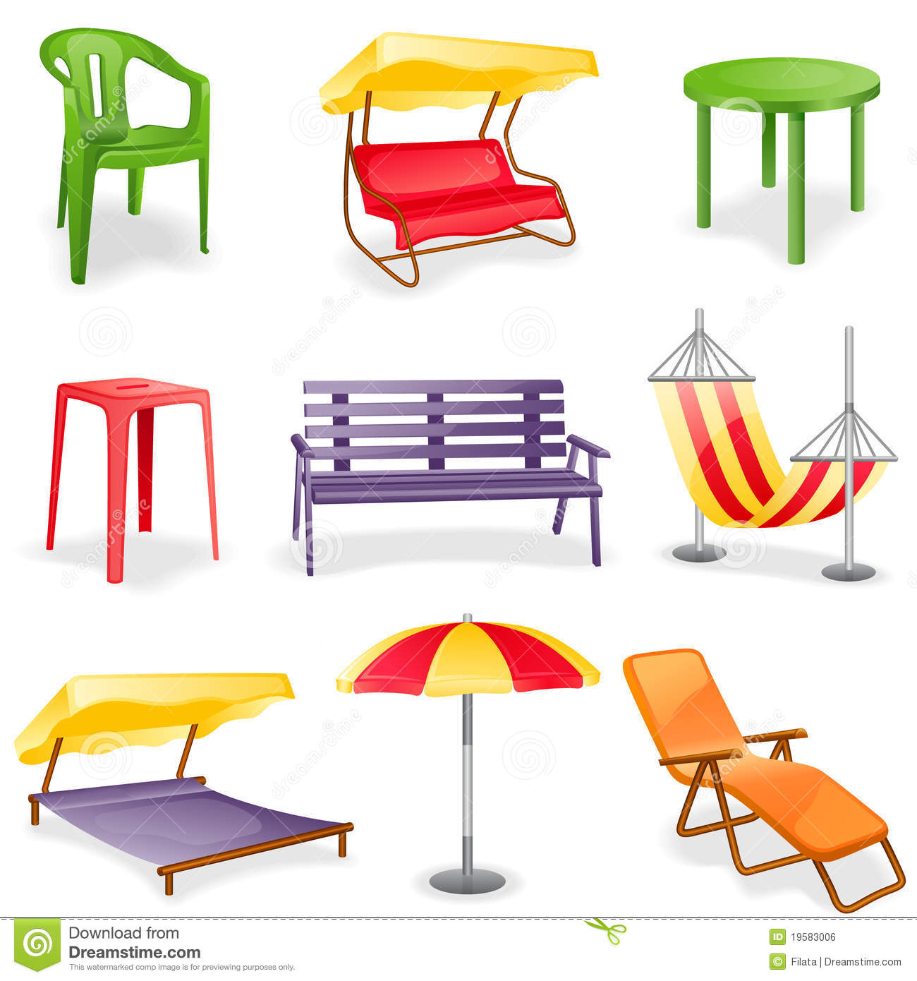 Garden Furniture Xs Stock