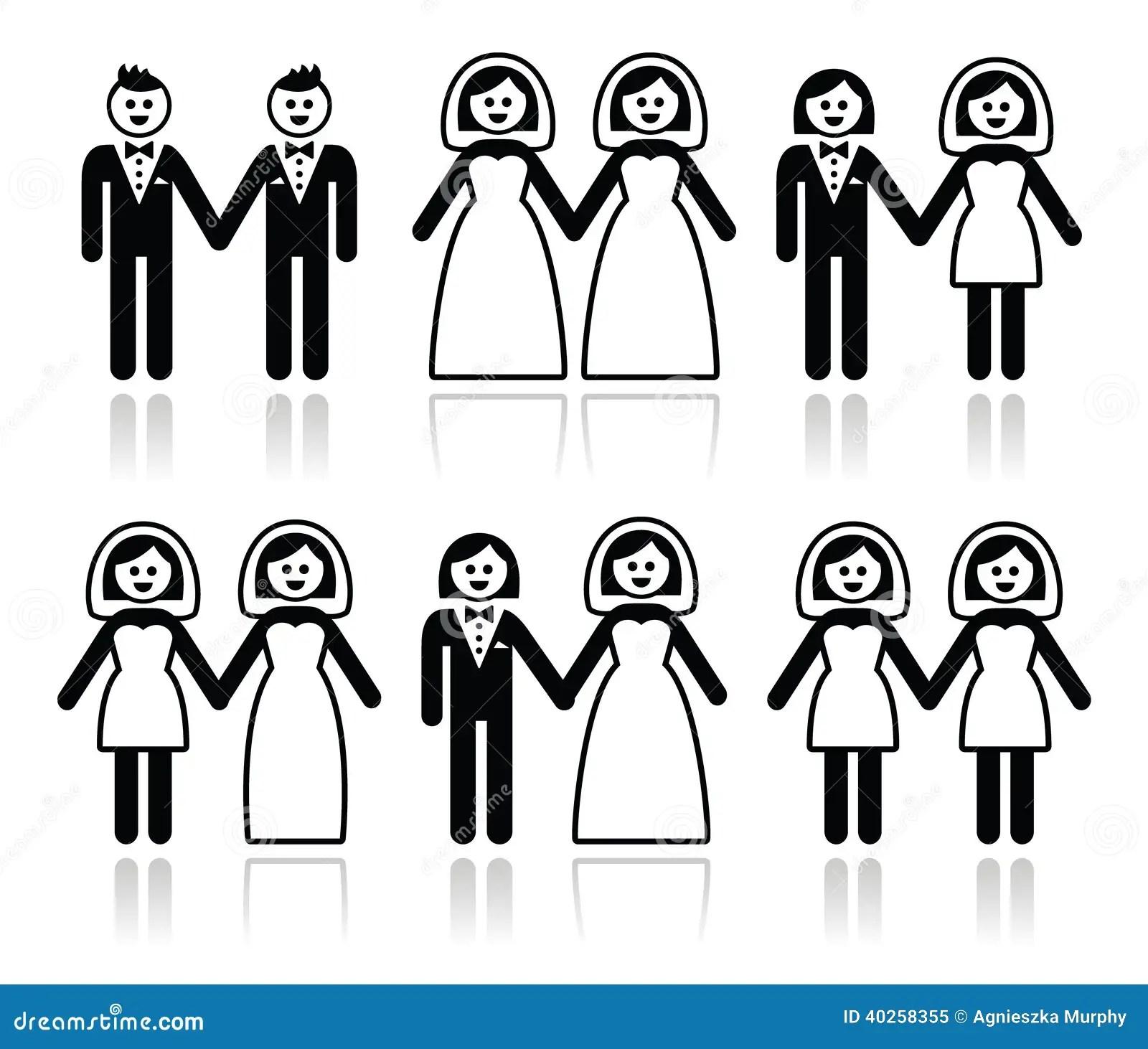 And Lesbian Wedding