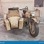 German Military Bike Bmw R75 Editorial Photography Image Of Retro Bike 97392717