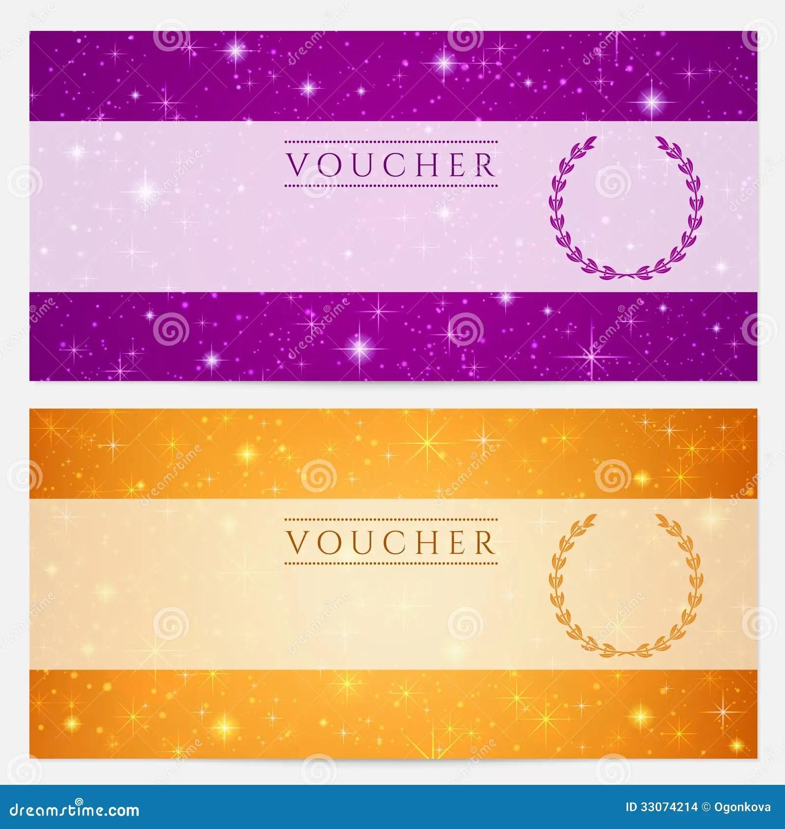 Free Voucher Template Downloads rent free letter template – Voucher Design Template Free