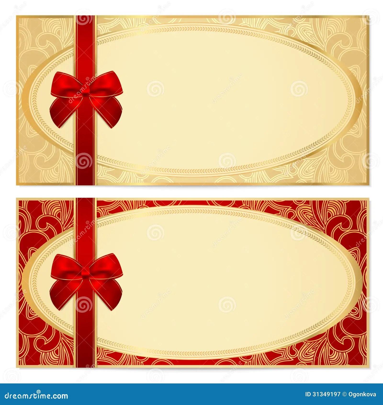 voucher template word – Gift Voucher Template Word Free Download