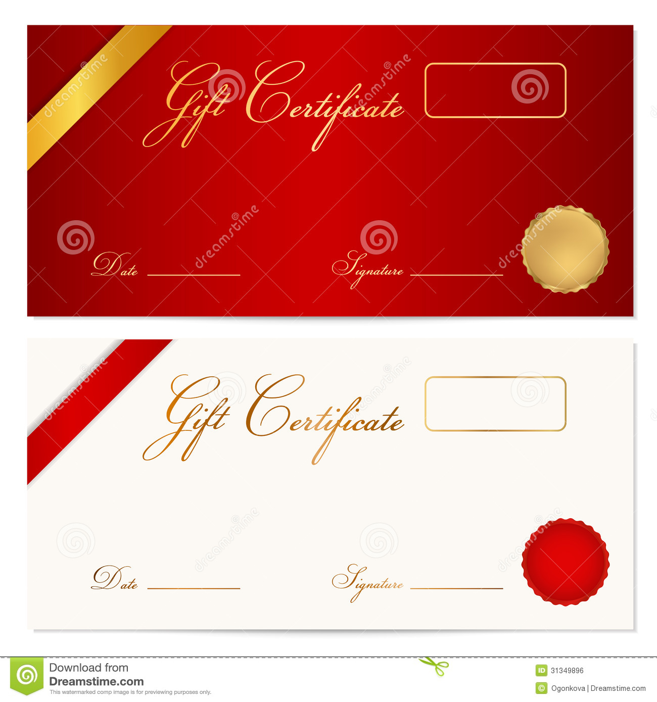 Vouchers Templates anniversary gift free gift coupon templates – Voucher Template Free
