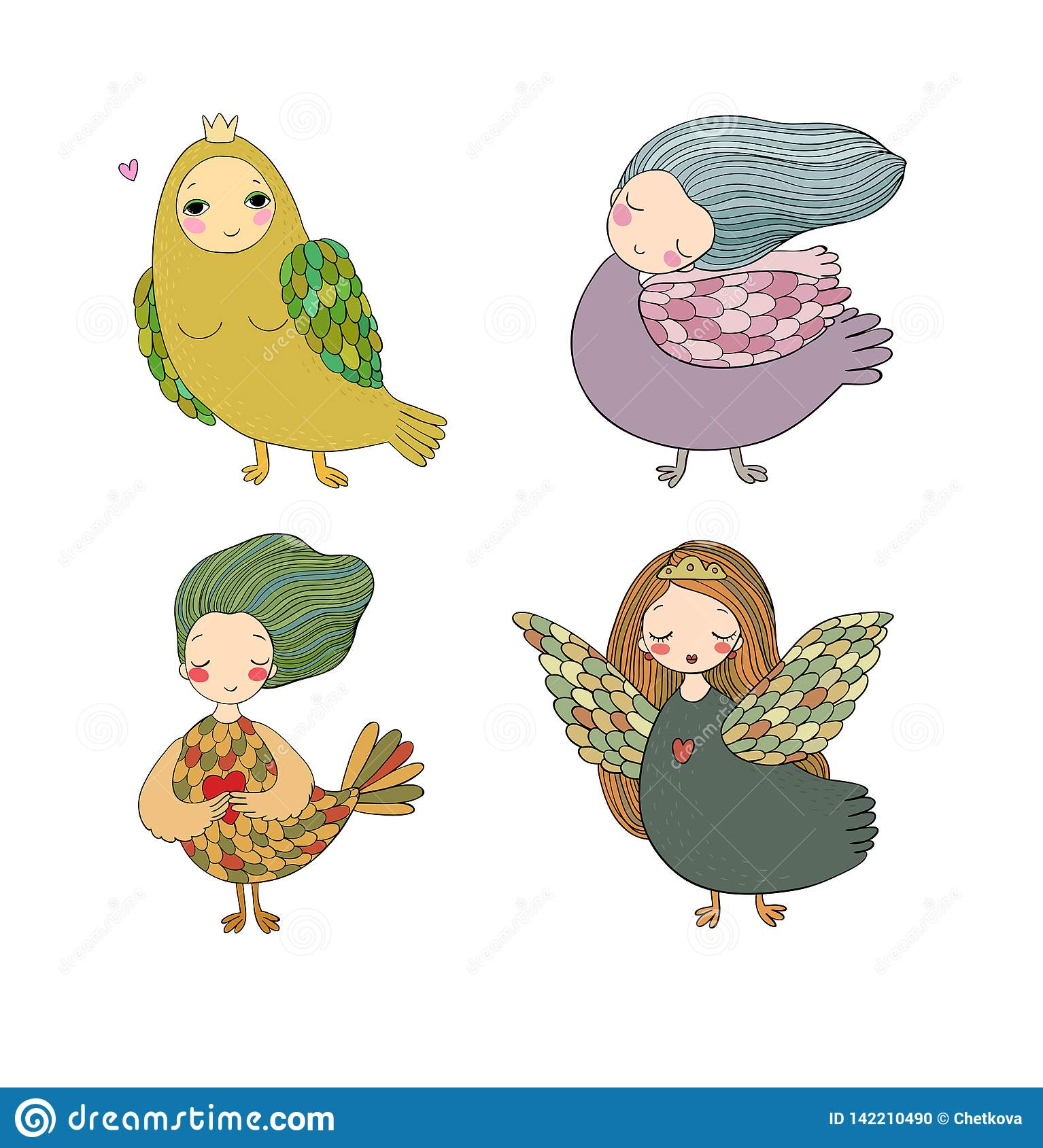 Folklore Vector Vectors High Resolution Stock Photography And