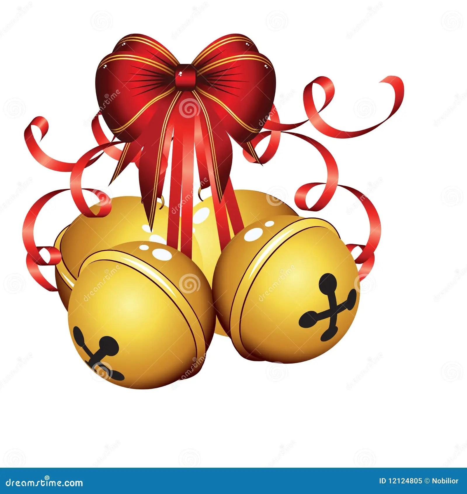christmas jingle bells clip art
