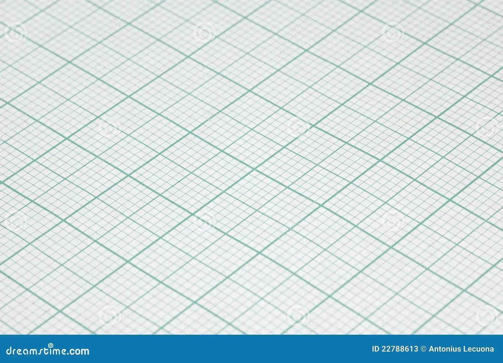 Grand Papier De Graphique De Feuille Photos Stock