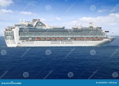 Cruise Ship Editorial Image - Image: 30185055