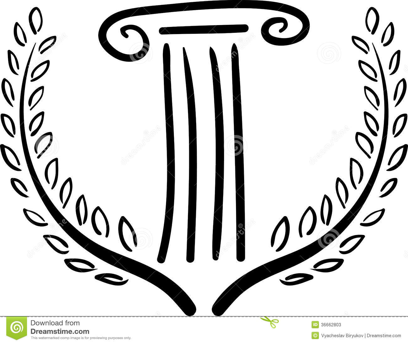Greek Art Stock Photos