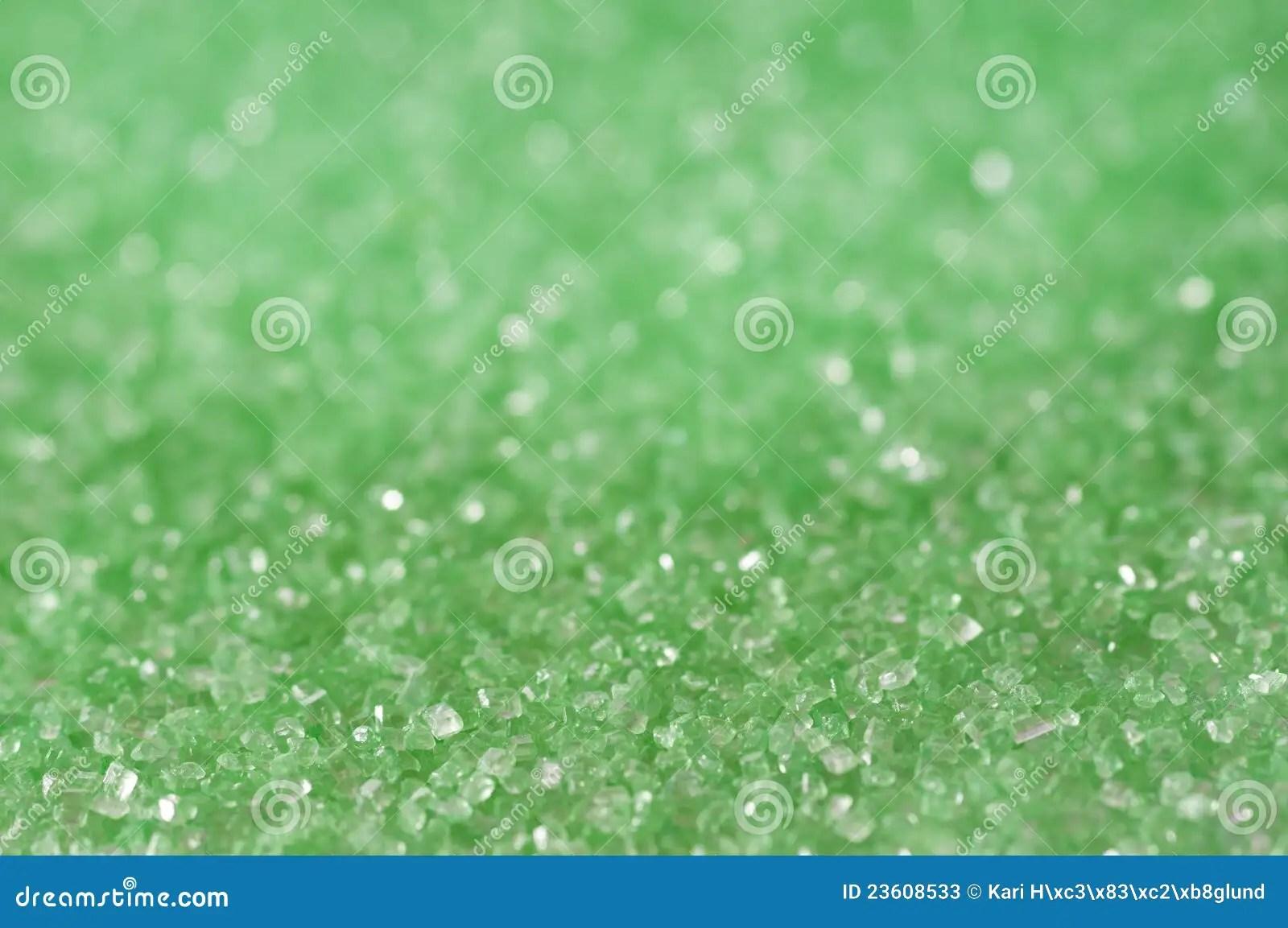Green Sugar Sparkle Background Stock Photos Image 23608533
