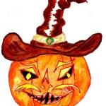 Halloween Kurbis Kunst Stock Abbildung Illustration Von Kunst 76530355