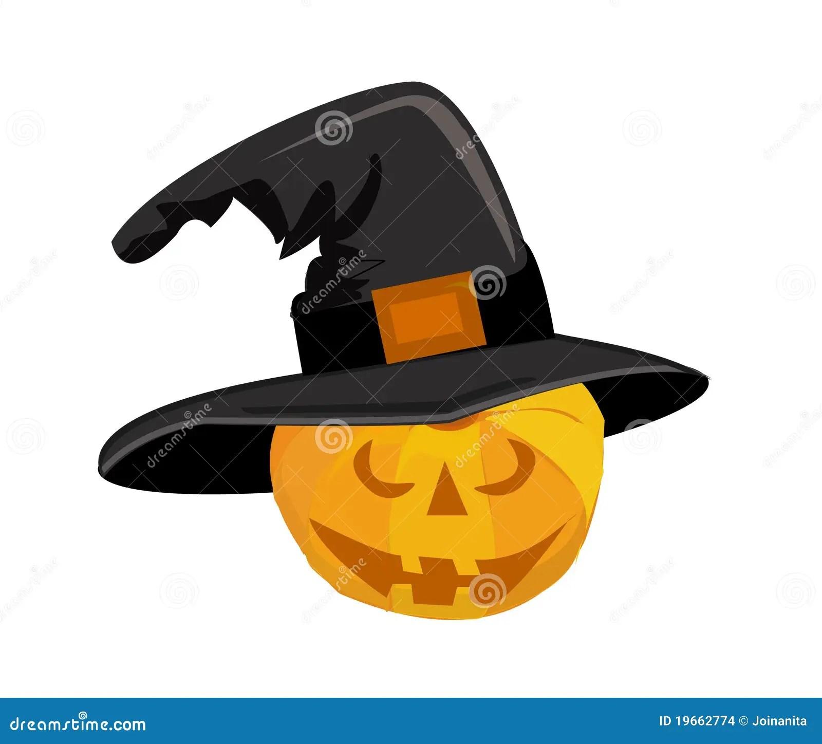 Halloween Pumpkin Stock Illustration Illustration Of