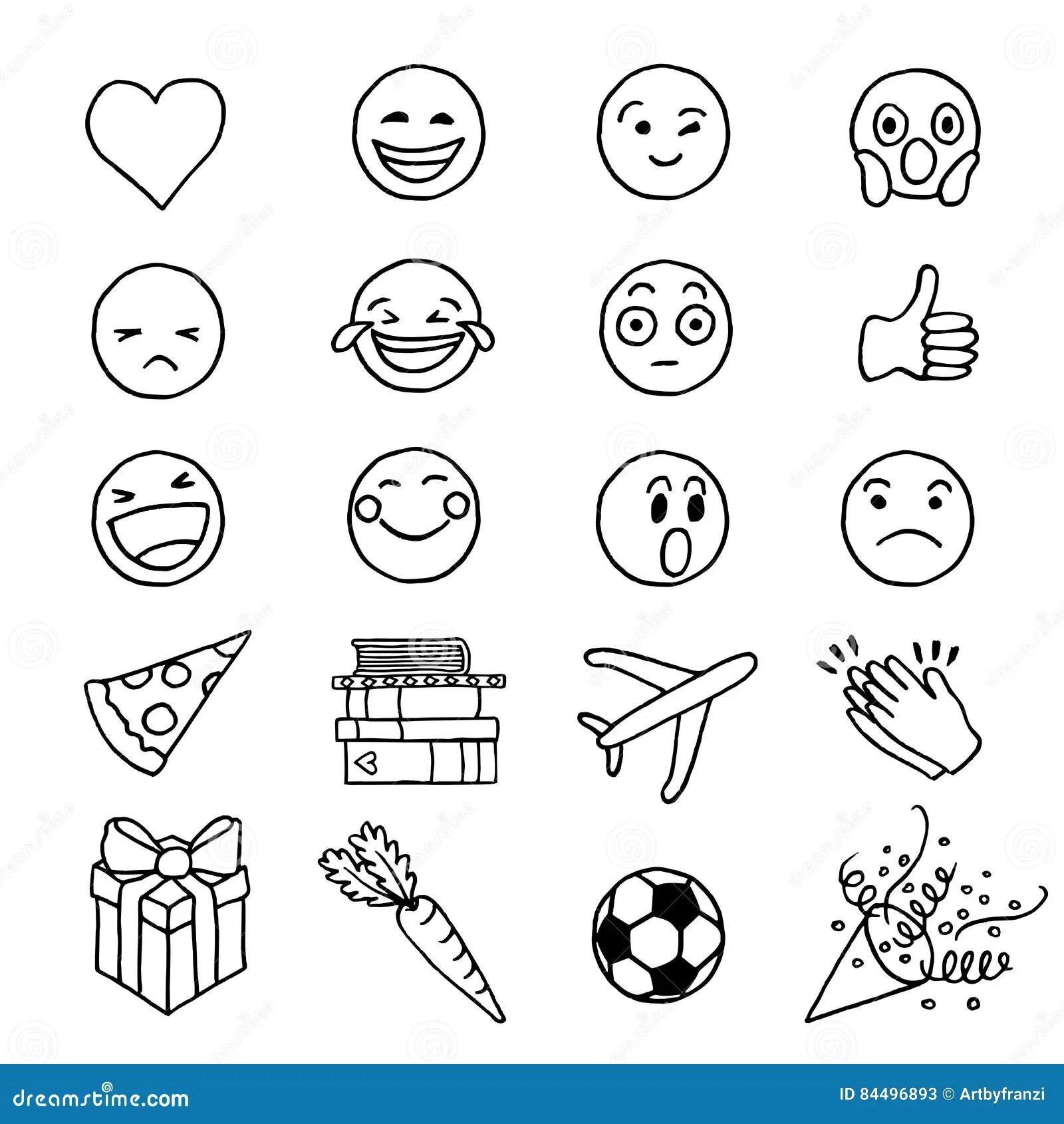 Feelings Coloring Worksheet