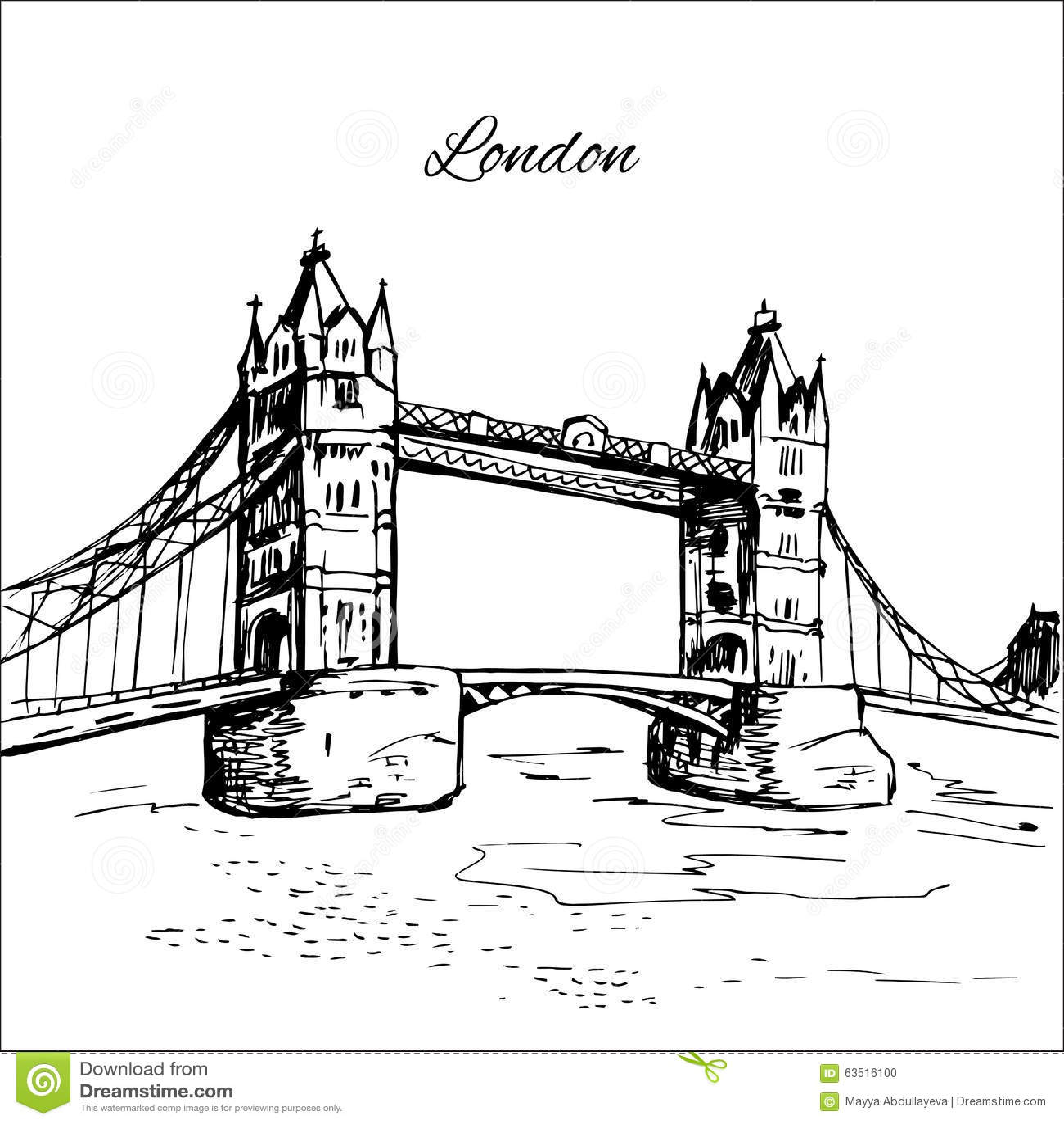 bridge of uk