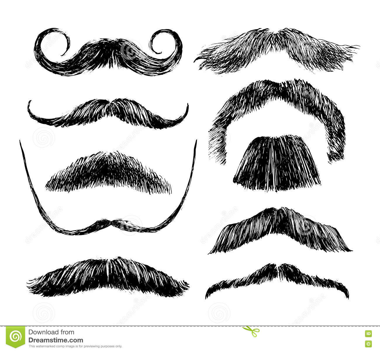Mustache Cartoons Illustrations Amp Vector Stock Images