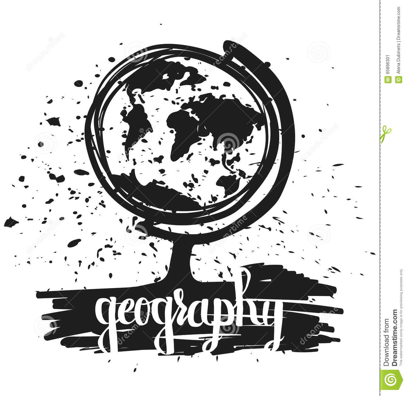 Geography Clipart