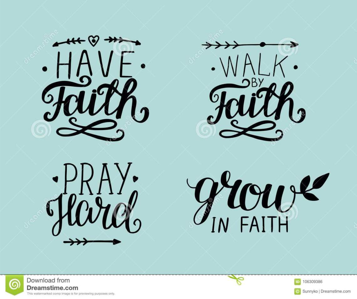 Download Faith Cartoons, Illustrations & Vector Stock Images ...