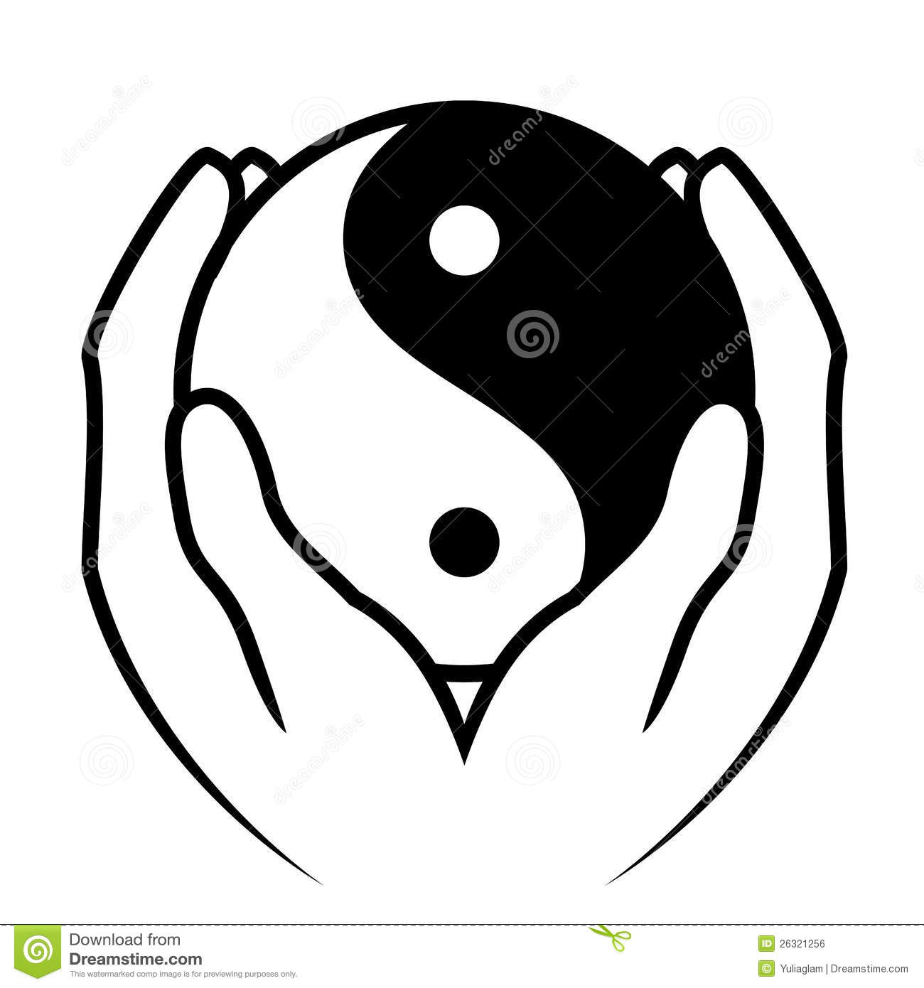 Chinese Symbol For Peace And Power