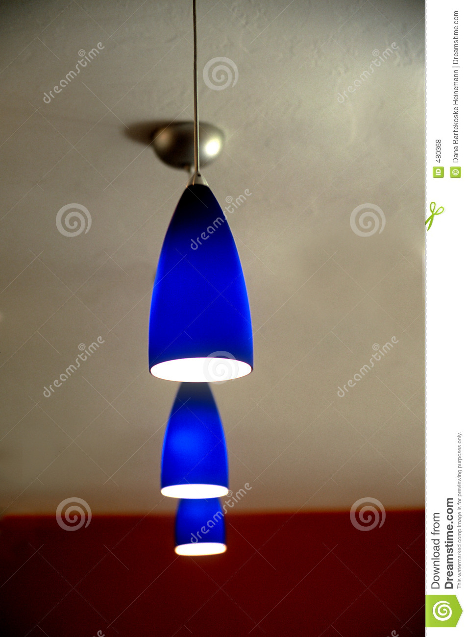 Hanging Lights Royalty Free Stock Photos Image 480368