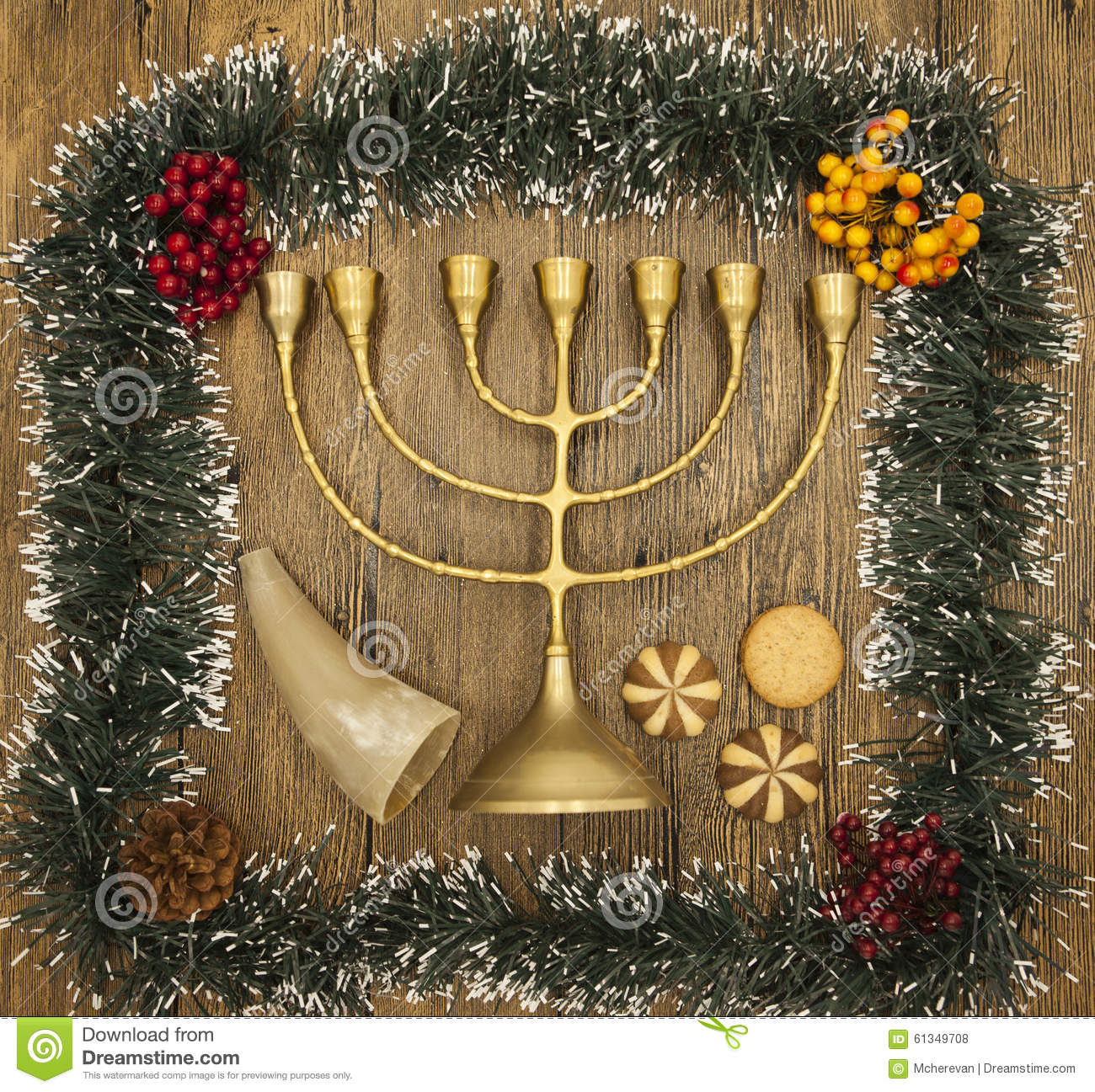 Hanukkah Is The Jewish New Year Candle With Christmas