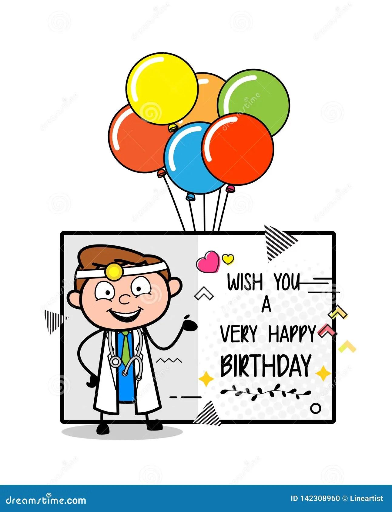 Birthday Doctor Stock Illustrations 674 Birthday Doctor Stock Illustrations Vectors Clipart Dreamstime