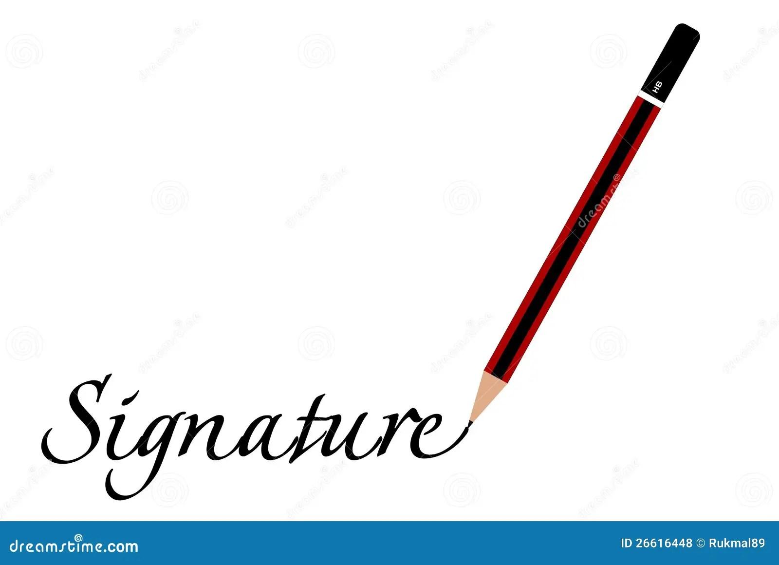 Hb Pencil Royalty Free Stock Photos