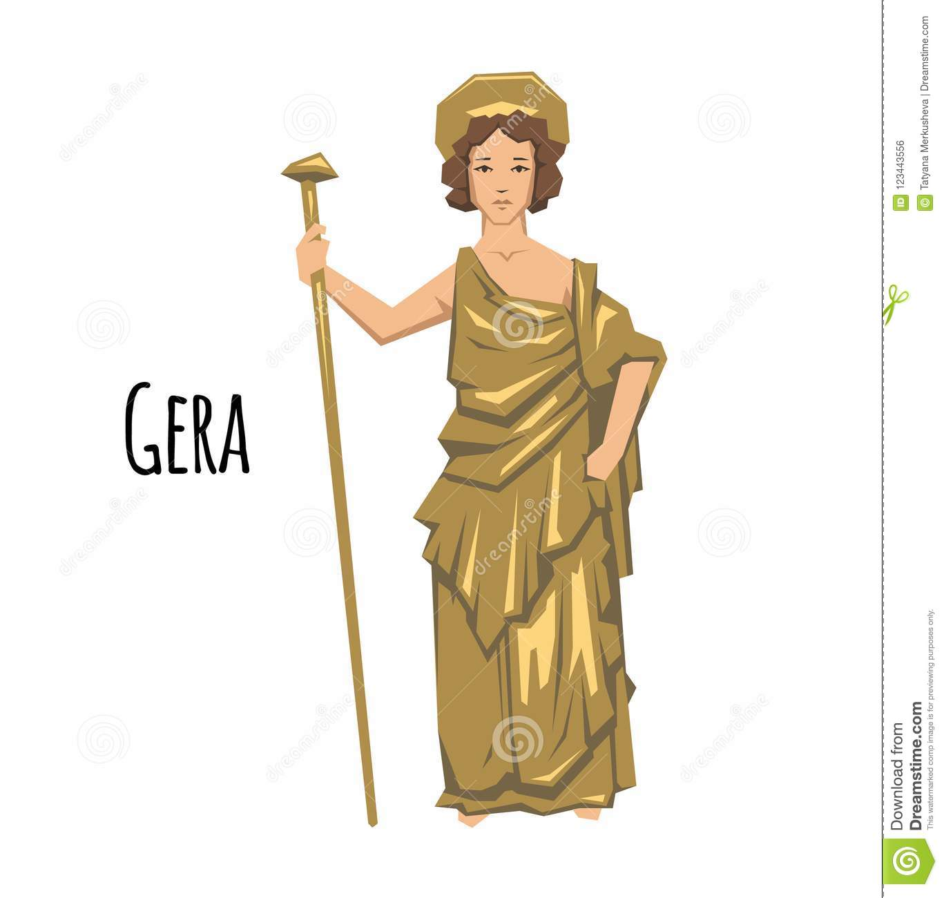 Hera Ancient Greek Goddess Of Marriage Mothers And