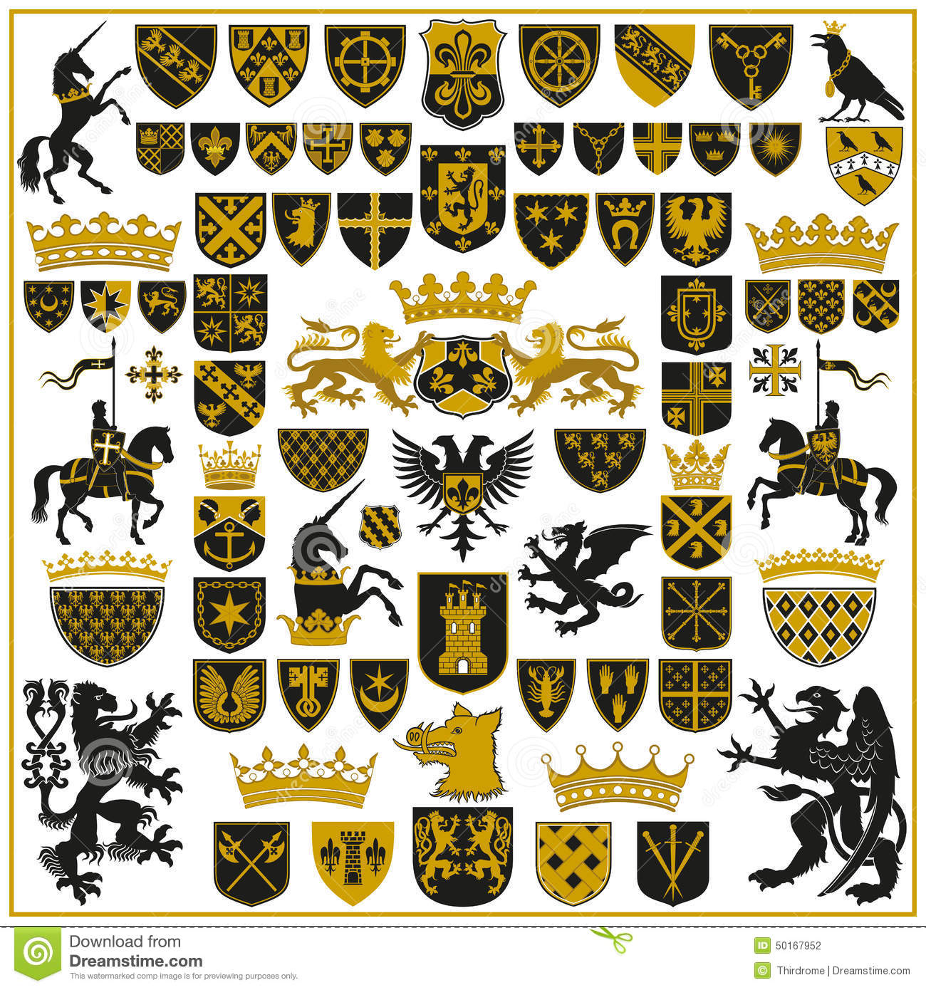 Coat Of Arms Animal Meanings