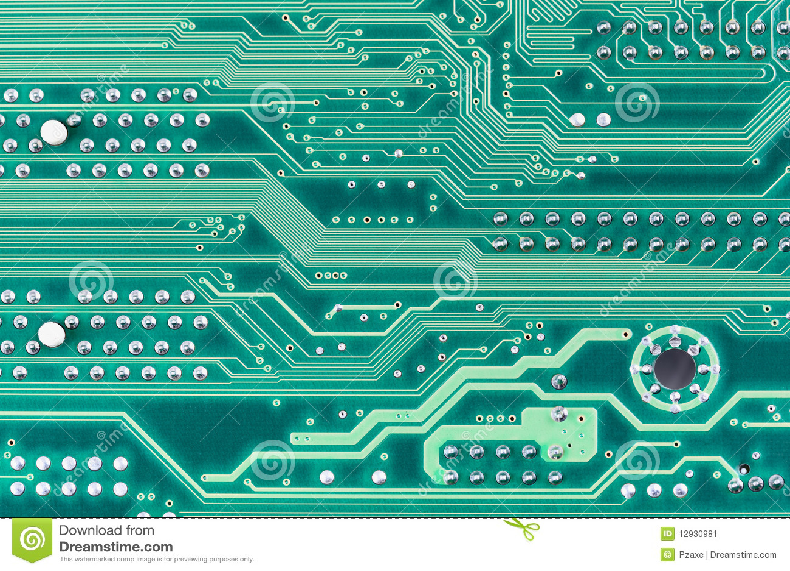 Electronic Circuit Board Stock Photos Image 19113403