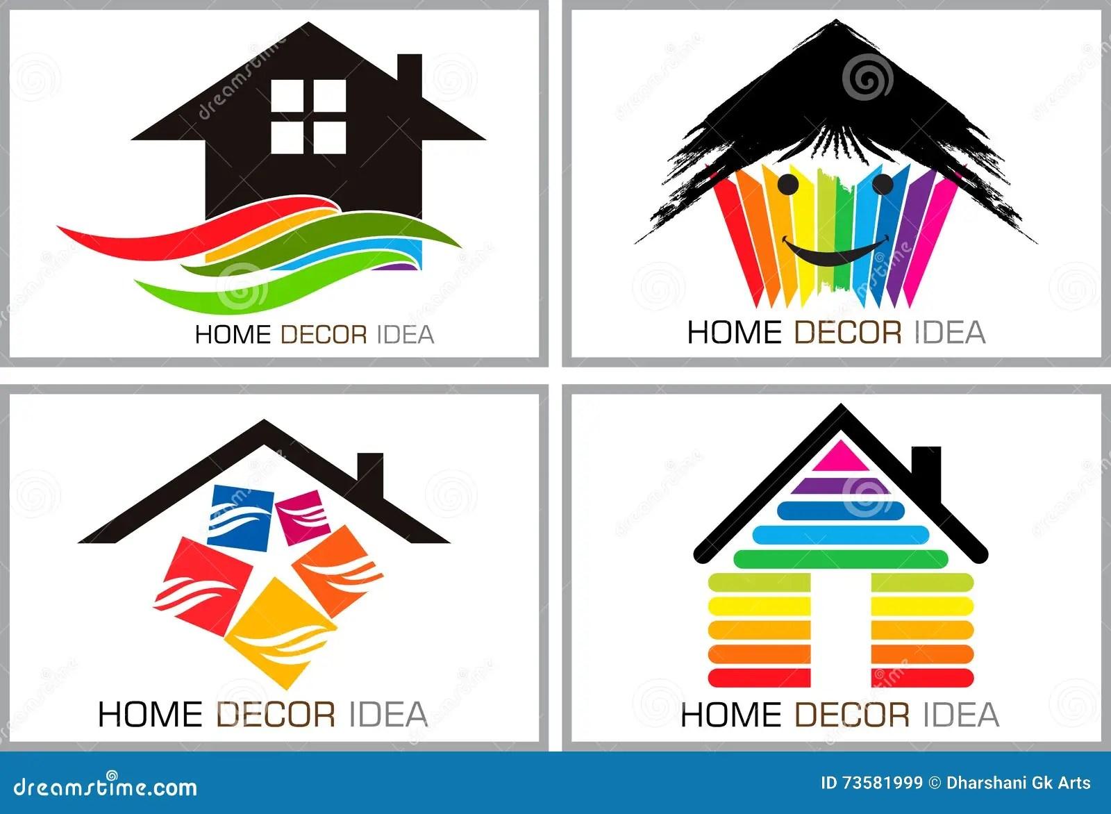Free Home Decor Logo Design Homemade Ftempo