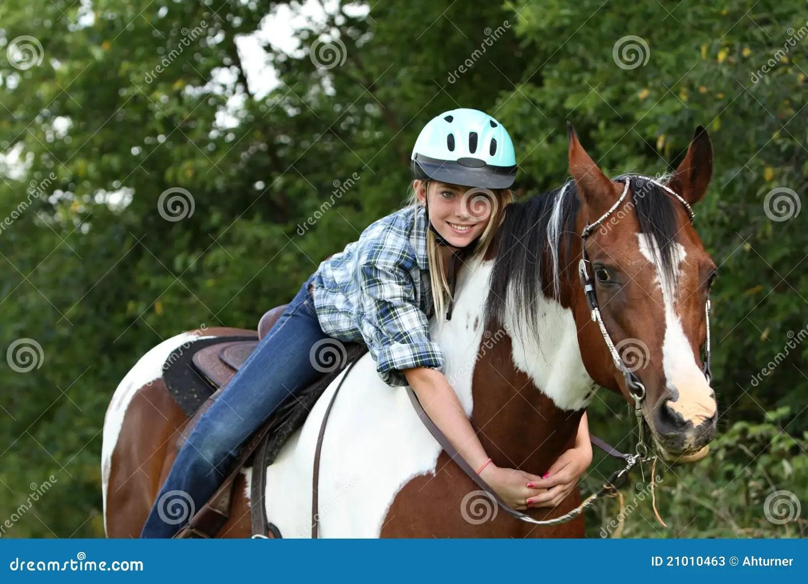 Horse Hug Stock Photos Image 21010463