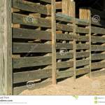 Horse Stalls Stock Image Image Of Barn Ranch Structure 6991373