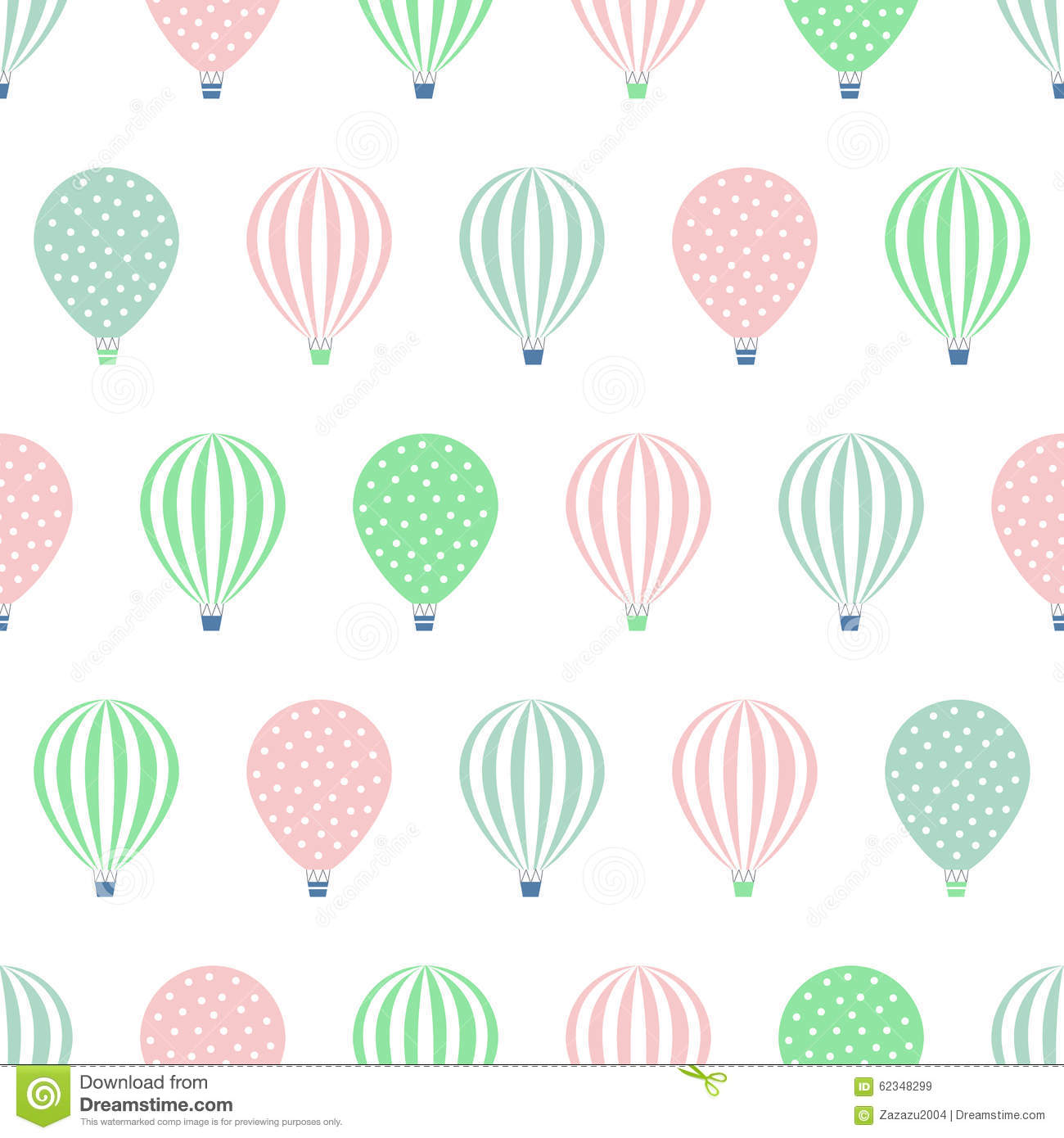 Pastel Balloon Iphone 5 Wallpaper