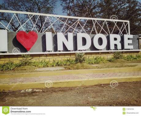 Image result for pic of i love  indore