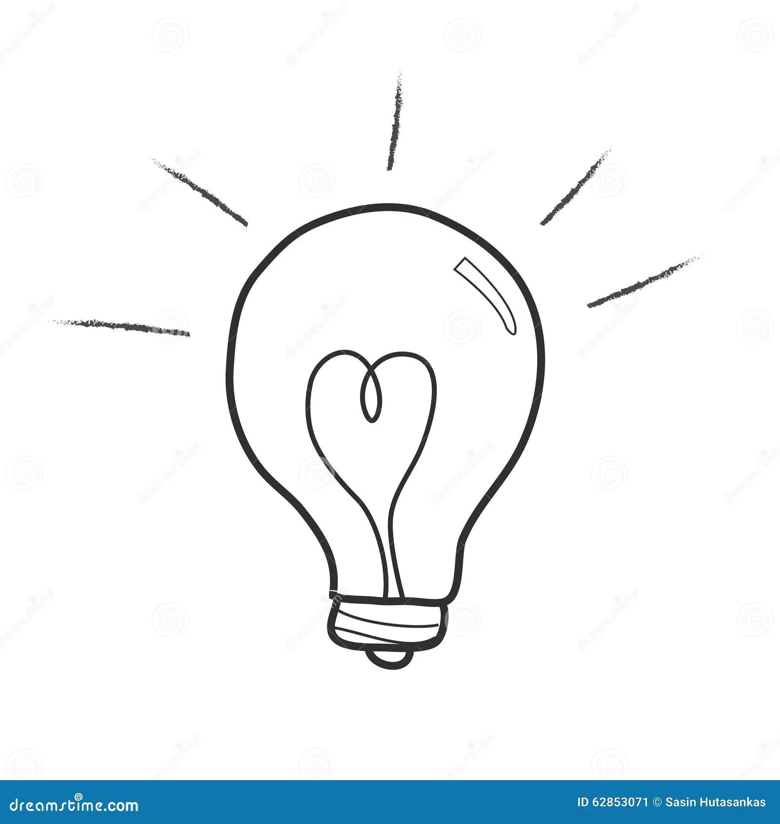 I Ve Got An Idea Stock Vector Illustration Of Icon